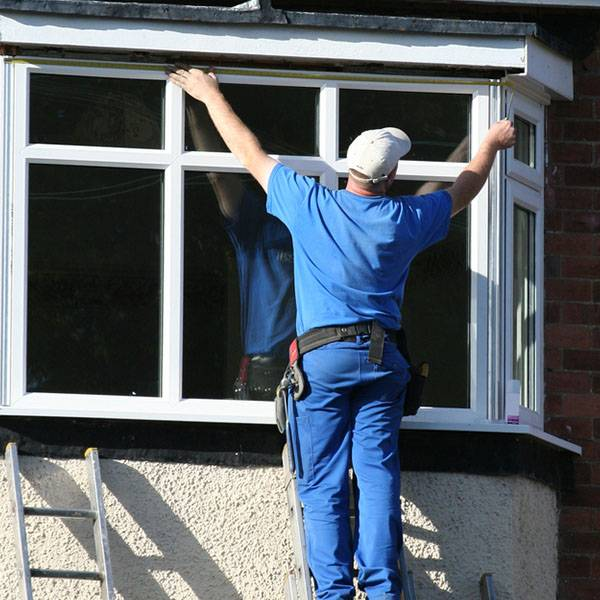 double glazing window installation domestic