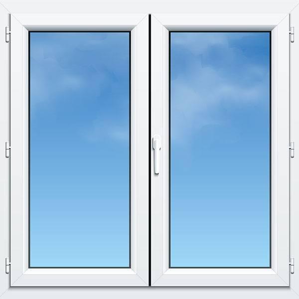 double glazing window panels graphic