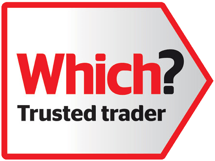 which trusted trader logo transparent