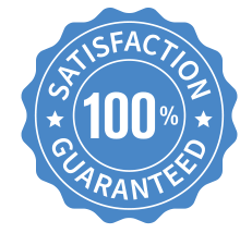 customer satisfaction guarantee small