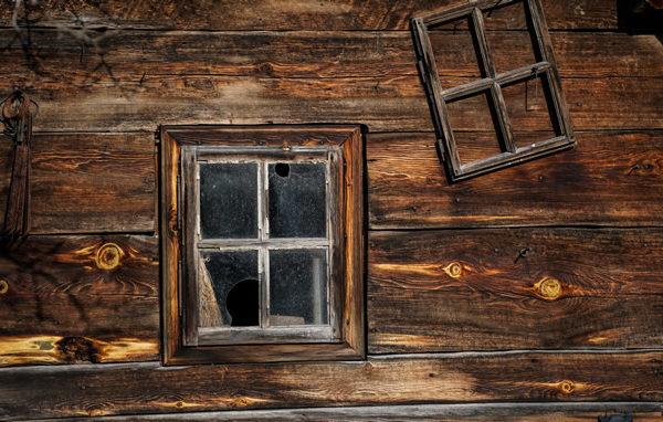 Wooden Windows V Double Glazing
