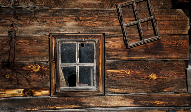 Wooden Windows V Double Glazing