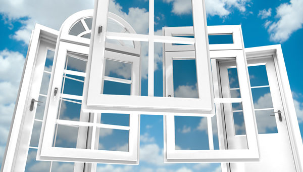 uPVC & Double-Glazing Windows