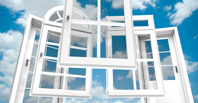 uPVC & Double-Glazing Windows